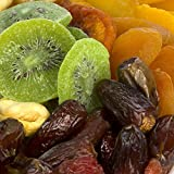 Dried Fruit Gift Basket Tray Turns into