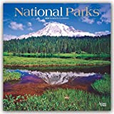 National Parks 2020 Calendar: Foil Stamped Cover