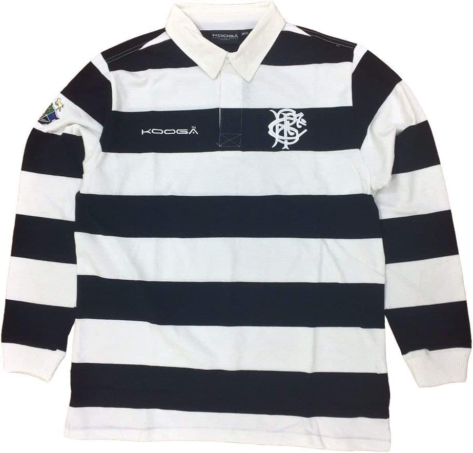 Kooga Barbarians Rugby L/S Classic Jersey 17/18: Amazon.es ...