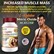 #1 BEST NITRIC OXIDE SUPPLEMENT - Legacy Nutra L Arginine Blaster Complex - Powerful Combination of Amino Acids Capsules To Gain Strength, Stamina, Build Muscle, Increase Power & Sexual Libido