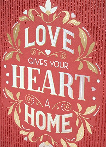 Valentine's Day Greeting Card for Wife (Love Heart Home) Photo #6