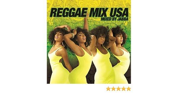 Reggae Mix USA (Mixed by Jabba) [Continuous DJ Mix]