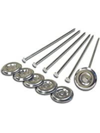 Prest-O-Fit 2-2001 Patio Rug Stake - Pack of 6