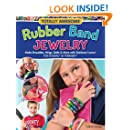 amazoncom totally awesome rubber band jewelry make