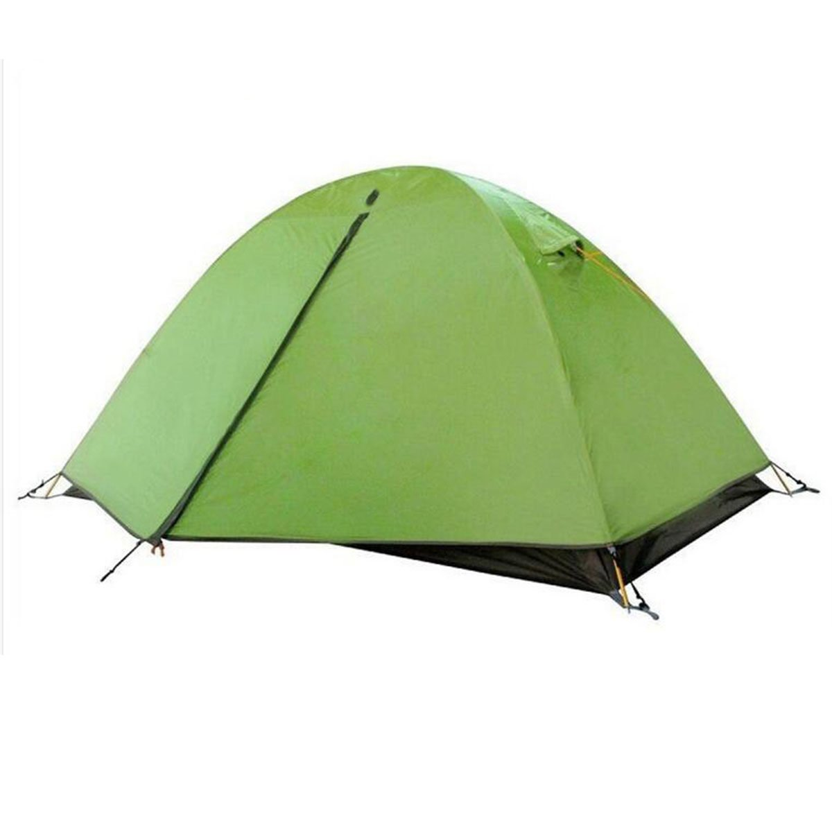 TZQ Ultra-light Doppel-Paar Partner Doppel Zijia Sie Camping Zelte,Grün