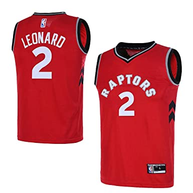 5db42fe8b Outerstuff Youth Toronto Raptors 8-20  2 Kawhi Leonard Jersey (Youth Small 8