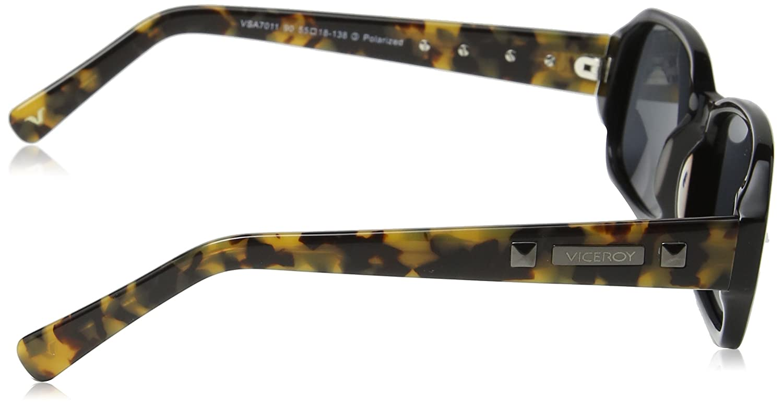 Viceroy Vsa-7011, Gafas de Sol para Mujer, Marrón (Tortouise), 55: Amazon.es: Ropa y accesorios