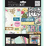 Me and My BIG Ideas PK-324 Scrapbook Page Kit, 8 by 8-Inch, American Sweetheart