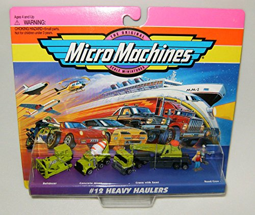 Micro Machines Heavy Haulers #12 ()