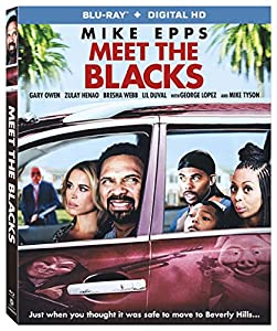 Cover Image for 'Meet The Blacks [Blu-ray + Digital HD]'