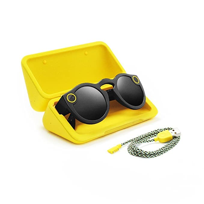 be8d92dc1 Amazon.com: 2016 Spectacles - Sunglasses for Snapchat: Clothing