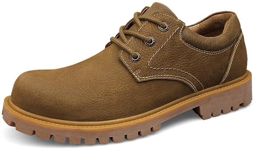 Men Antislip Low Top Shoes Lace