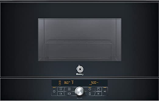 Balay 3WG459NIC Integrado 21L 900W Negro - Microondas (Integrado ...