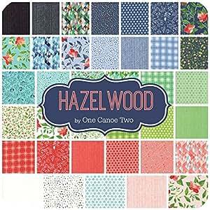 Amazon.com: Hazelwood - Jelly Roll (36010JR) by One Canoe