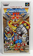 The Great Battle IV (4), Super Famicom (Super NES Japanese Import)