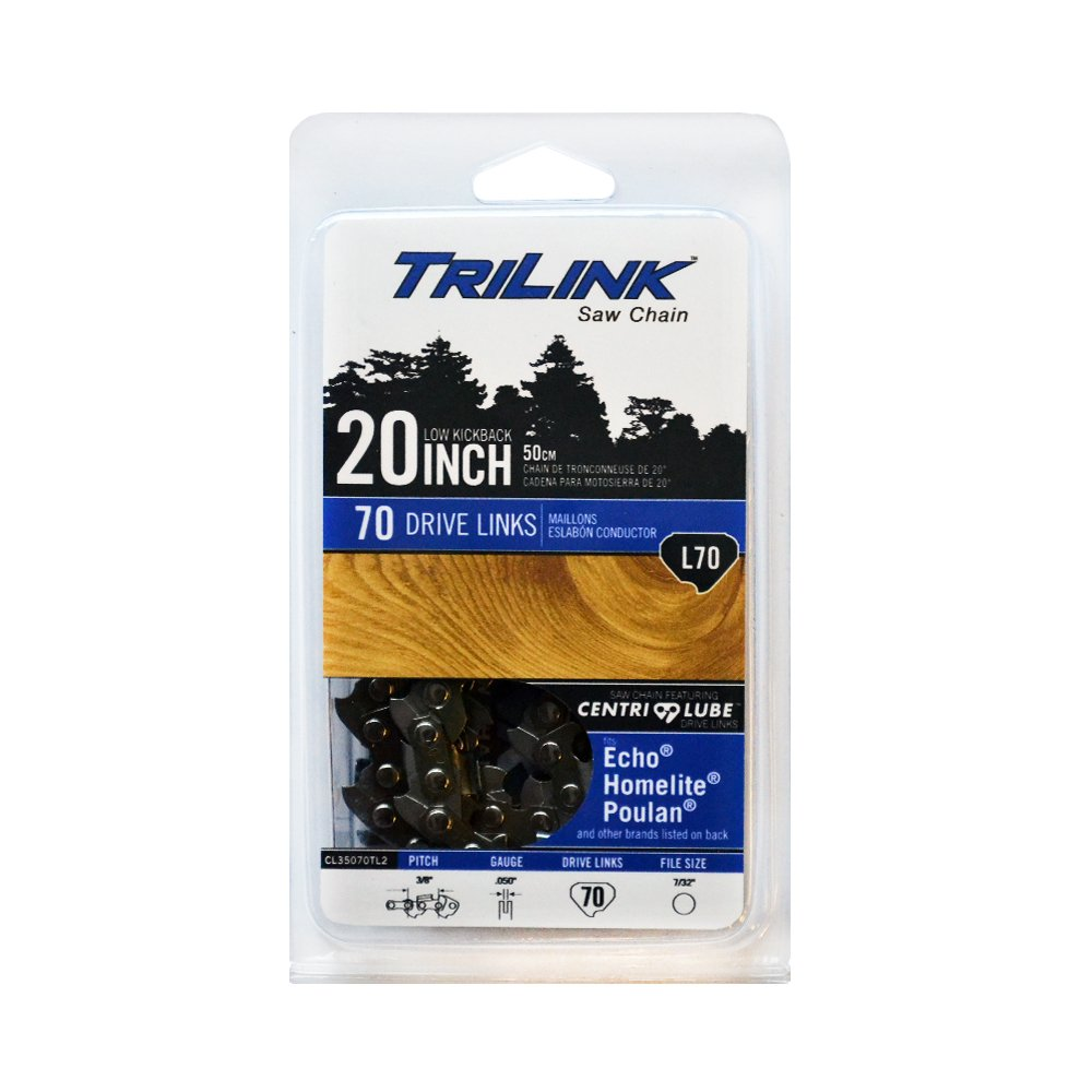 Trilink Saw Chain CL35070TL CP-5 L70 CL 20'' Chain