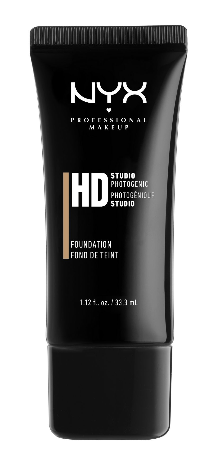 NYX Cosmetics High Definition Studio Photogenic Foundation HDF105 - Medium