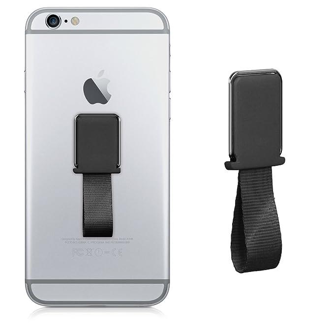 kwmobile Anillo para móvil - Anillo Giratorio en 360 Grados con Soporte para Smartphone: Amazon.es: Electrónica