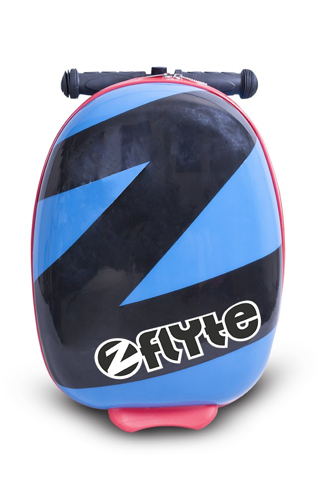ZincFlyte Flyte ZC03909 Kids Luggage Scooter 18 Pink one Size Olivia The Owl