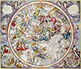 1st Art Gallery Map Of The Christian Constellations As Depicted By Julius Sch...