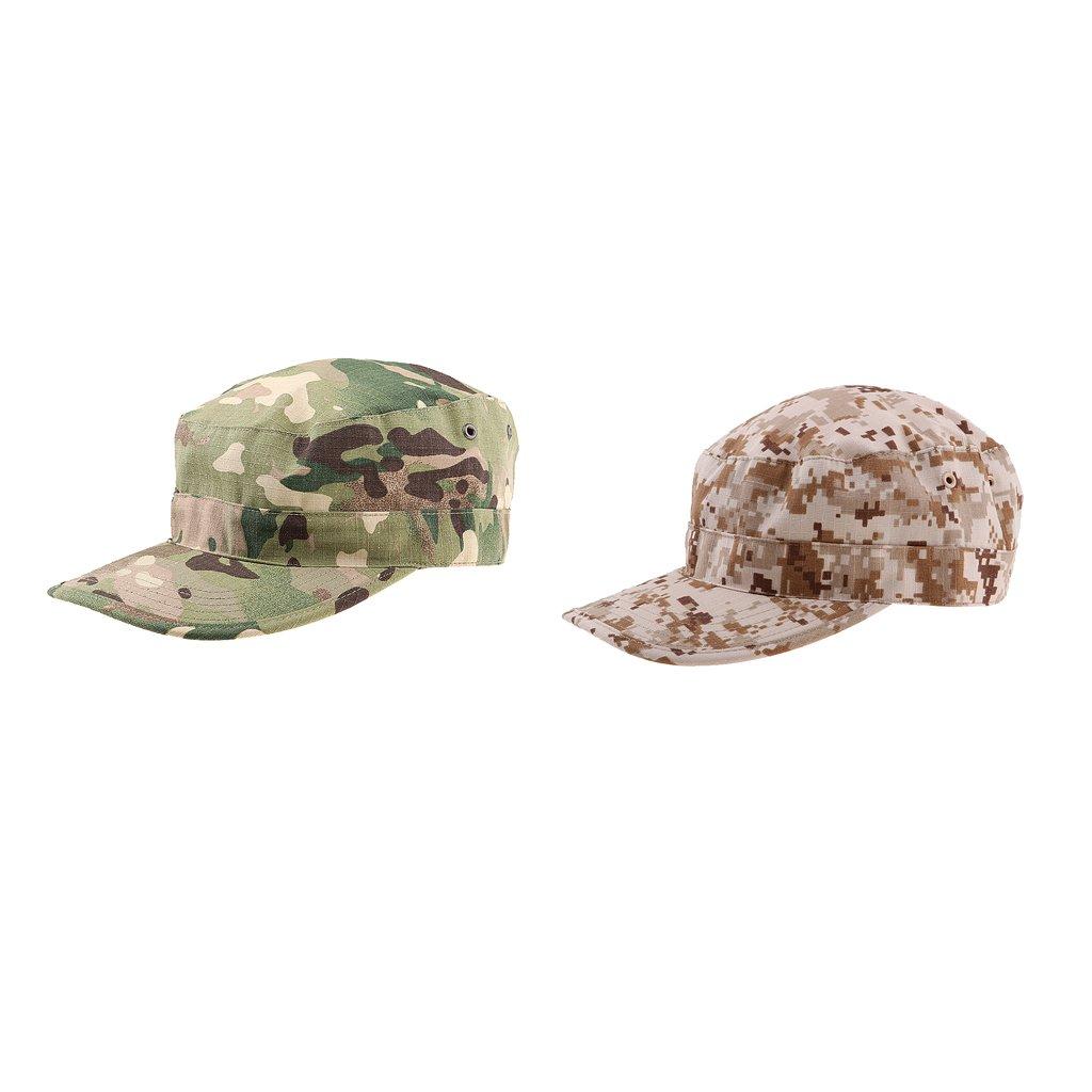 Fenteer Cappellino Mimetico Militare Da Baseball Mimetico Militare - 01 01c5403a6b9f