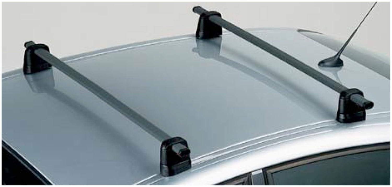 AutoBaBa Kia Sportage Soporte de Techo para Equipaje de Aluminio con Bloqueo antirrobo