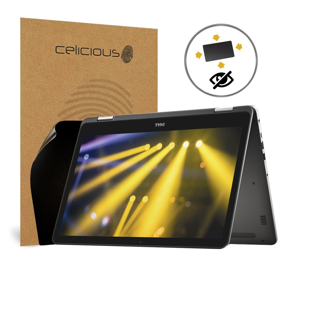 Celicious Privacy Plus Dell Inspiron 17 7779 4-Way Visual Black Out Screen Protector by Celicious