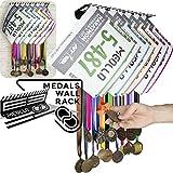 Medal hanger display (100% Steel)
