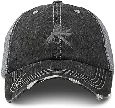N-A Black Baseball Hats for Men Embroidered Cap Embroidery Snapback Hat Fish