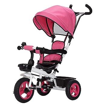 Carros para niños, 1-3, Caravanas de Paraguas para bebés, Cochecitos para niños, Carros para bebés de 2 a 6 años (Color : C): Amazon.es: Hogar