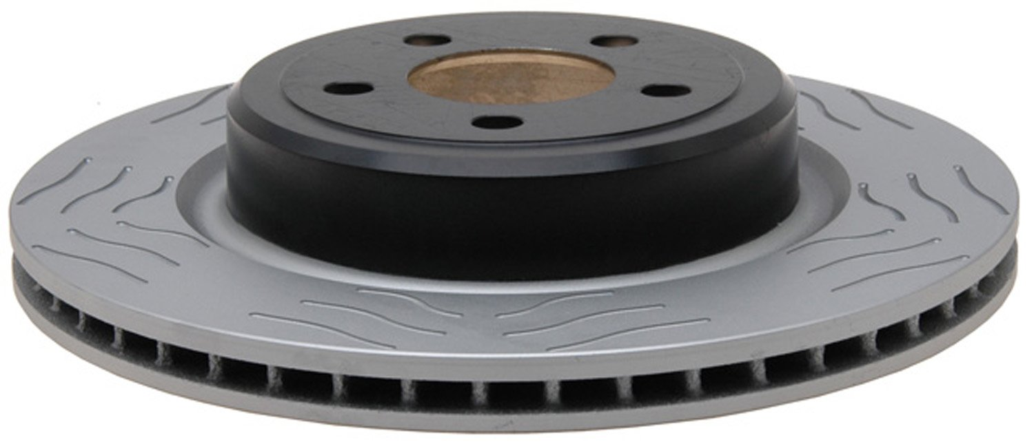 ACDelco 18A2367SD Specialty Performance Rear Disc Brake Rotor Assembly for Severe Duty
