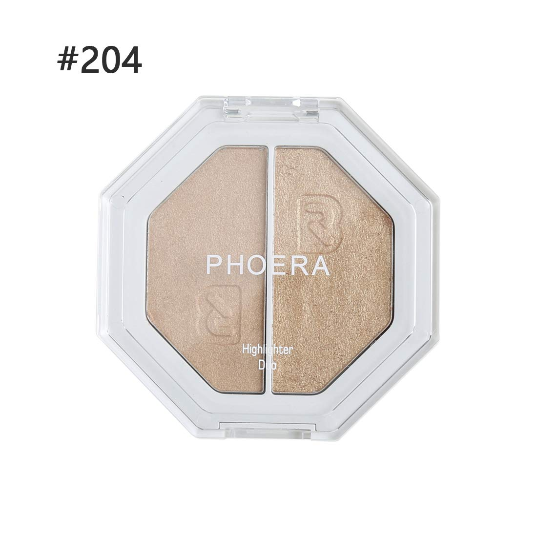 Msliy Highlighter Cream 2 Colors Highlight Gloss Powder Concealer Brighten Skin Lasting Eyeshadow Pigment Palette Makeup Tools