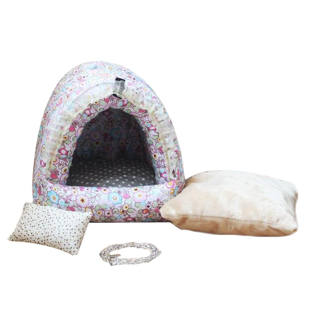 George Jimmy Warm Pet Habitat Hamster Hammock Cotton Chinchilla Hanging Bed Decor House -A3 by George Jimmy