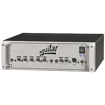 Amplificador cabezal de bajo Aguilar DB 751: Amazon.es: Instrumentos musicales