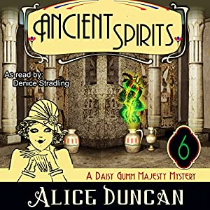 Ancient Spirits Audiobook