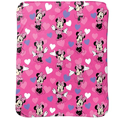 (Disney Minnie Mouse Bowtique Minnie Hearts 40