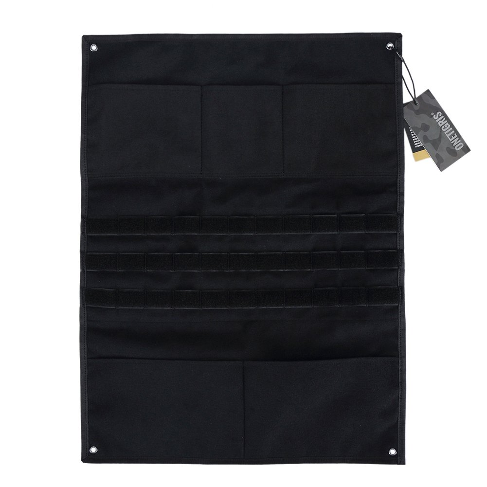 OneTigris Tactical Military Patch Holder Board Hook /& Loop Patch Panel