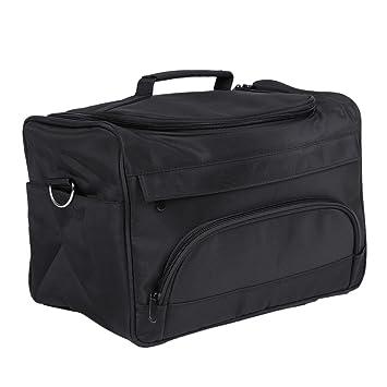 Anself Barber Scissor Case Salon Hairdressing Bag Styling Storage Ba Hair  Cutting Bag Carry Case (Type2 Black)