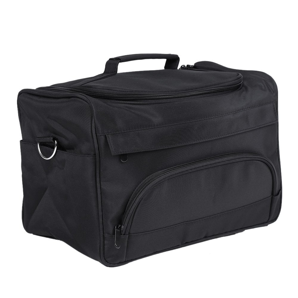 Anself Salon Barber Tool Bag Portable Travel MUA Case for Hair Styling