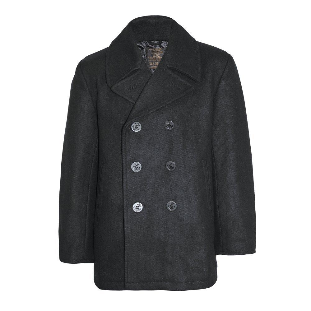 Mil-Tec US Navy chaquetón Negro