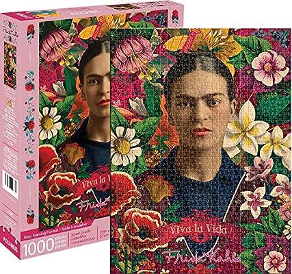 Frida Kahlo 1,000pc Puzzle