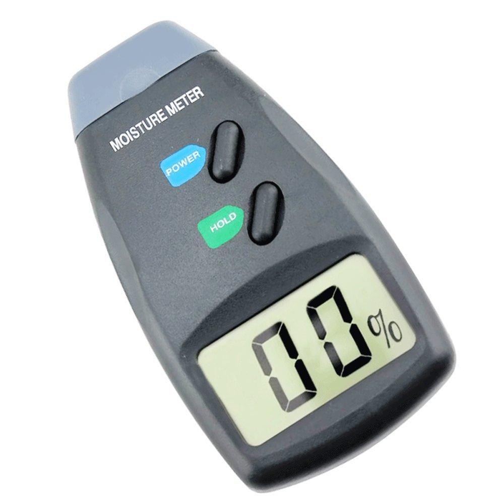 zinnor Moisture Meter Hygrometer Moisture Sensor for Garden, Farm, Lawn Plants Indoor & Outdoor, Digital LCD Display by Zinnor (Image #1)