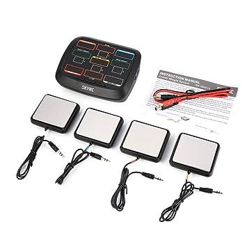 Formulaone SkyRC Corner Weight RC Equilibrio del Coche Kit de configuración del Sistema de instalación Accesorio