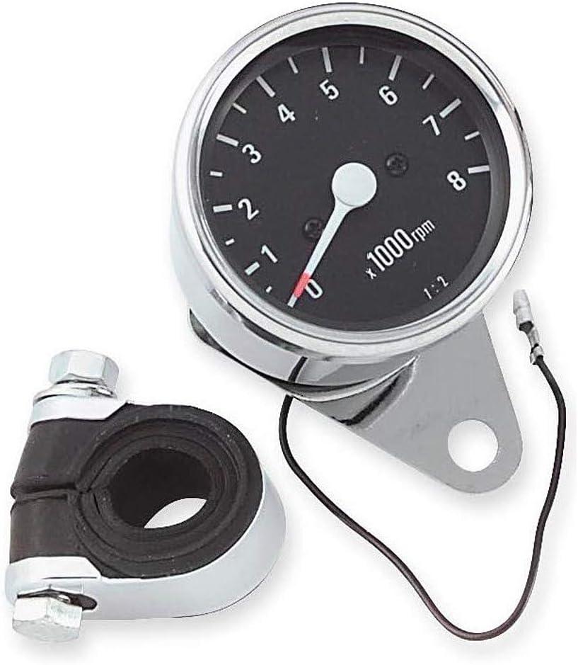 Biker/'s Choice Custom Mini Tachometer Electronic 72769