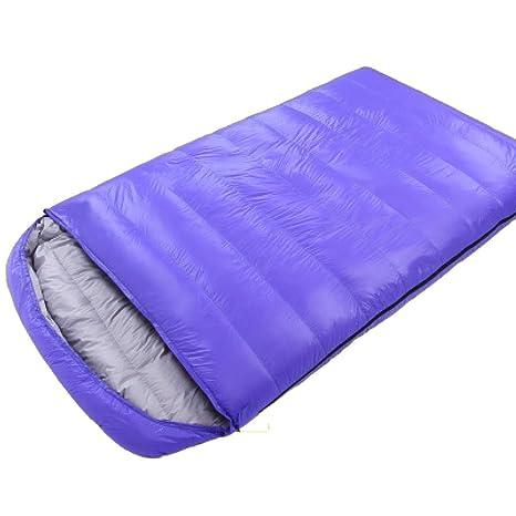Yy.f Triples Saco De Dormir para Acampar Al Aire Libre Sobre Ultraligero Senderismo Saco