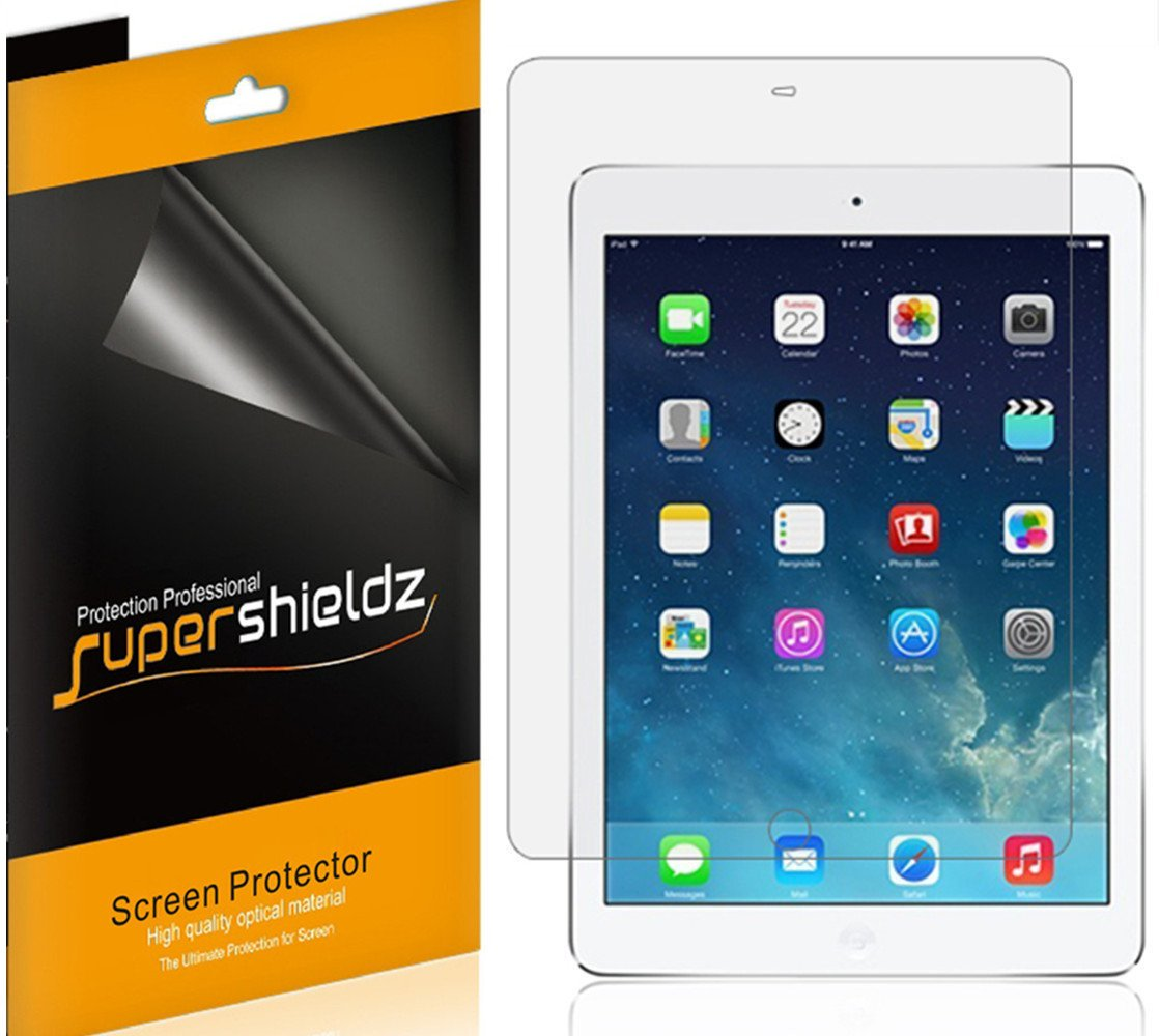 Film Protector Mate Para Apple New iPad 9.7 Pulg (2018 [4un.