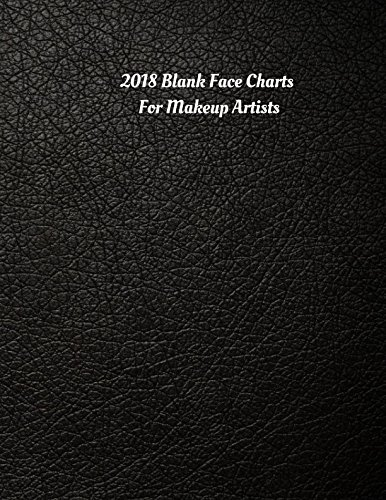2018 Blank Face Charts For Makeup Artists: 2018 Blank Eye Chart Make up PDF