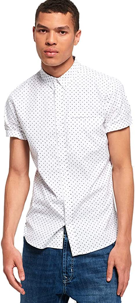 short sleeve superdry shirt