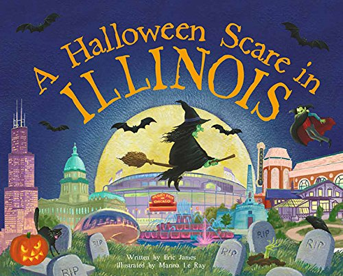 A Halloween Scare in Illinois (Halloween Scare: Prepare If You Dare) -