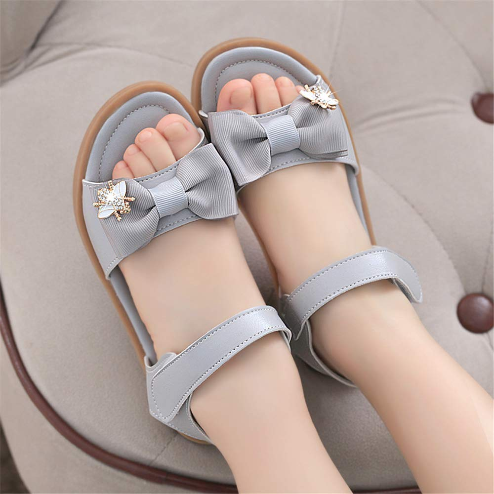 Gusha Kids Flat Shoes Sandals Girls Casual Mary Jane Shoes